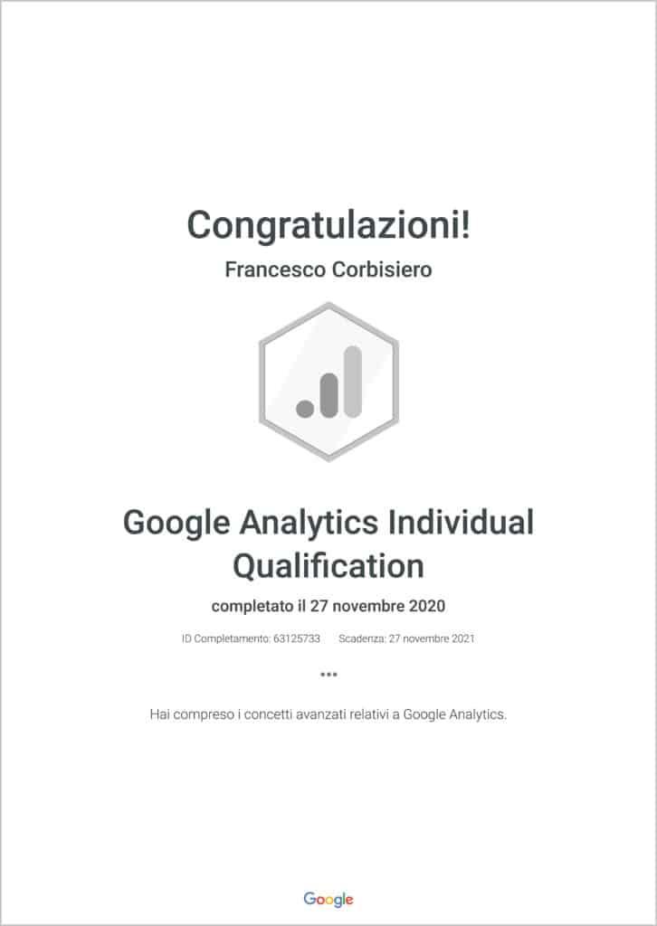 https://skillshop.exceedlms.com/student/award/63158735?referer=https%3A%2F%2Fskillshop.exceedlms.com%2Fstudent%2Fpath%2F2938-google-analytics-individual-qualification