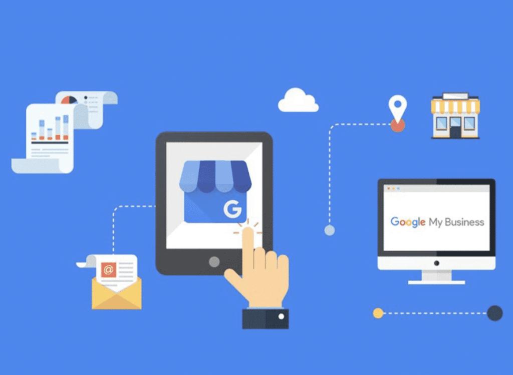 come creare un account google my business