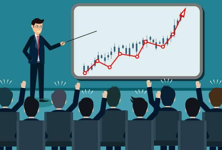 crescita web dell'azienda
